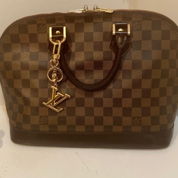 Louis Vuitton Handbags - Louis Vuitton Alma PM Damier Ebene
